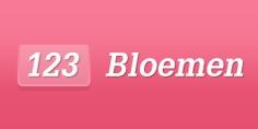 123 bloemen kortingscode
