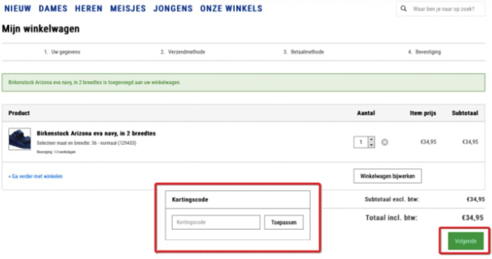 Birckenstockshop_Kortingscode