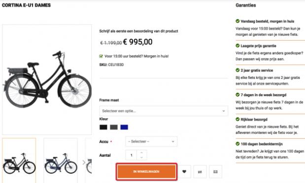 Bikesplaza kortingscode