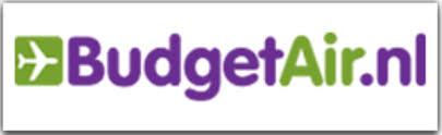 Kortingscode Budgetair