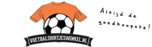 voetbalshirtjeswinkel kortingscode